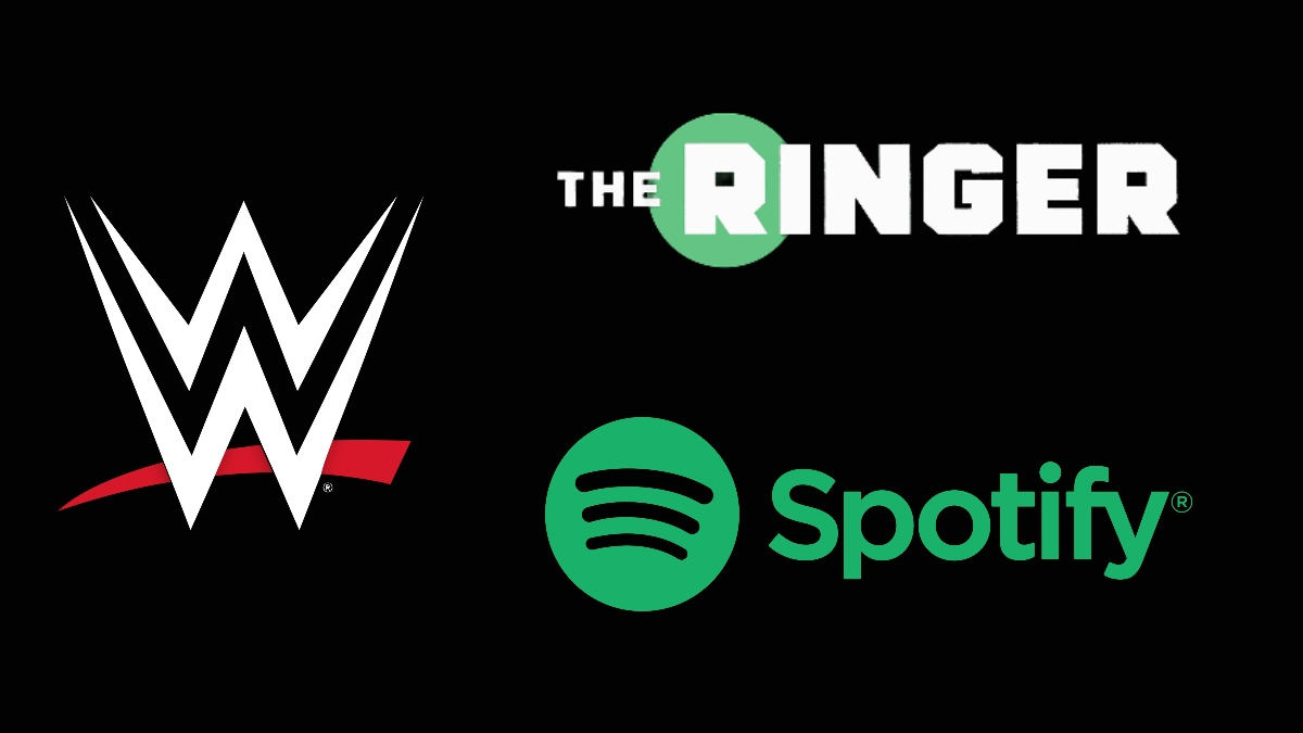 WWE signs content deal with The Ringer and Spotify