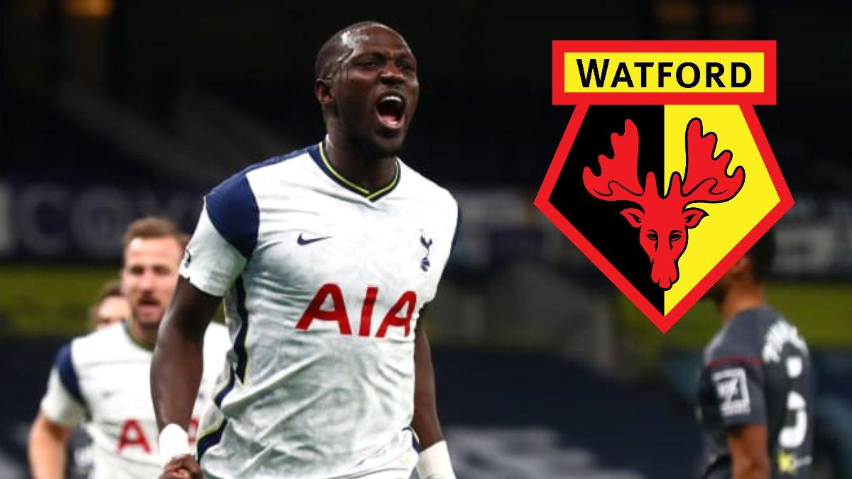 Watford sign Moussa Sissoko from Tottenham Hotspur