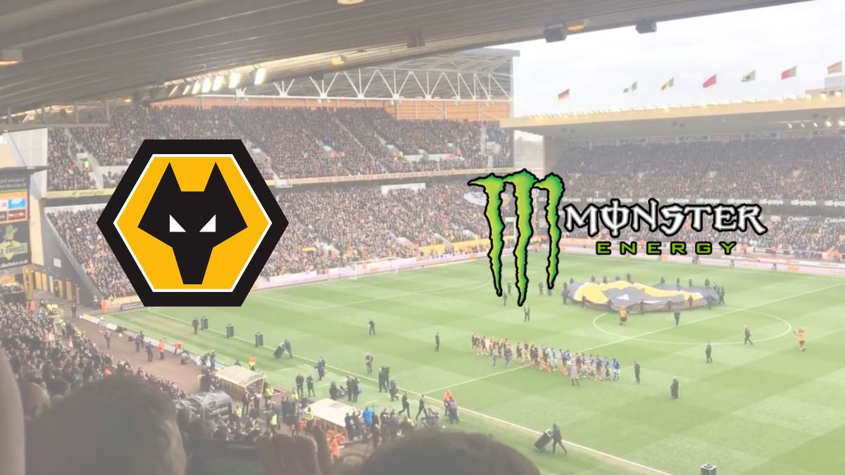 Wolverhampton Wanderers sign sponsorship deal with Monster Energy