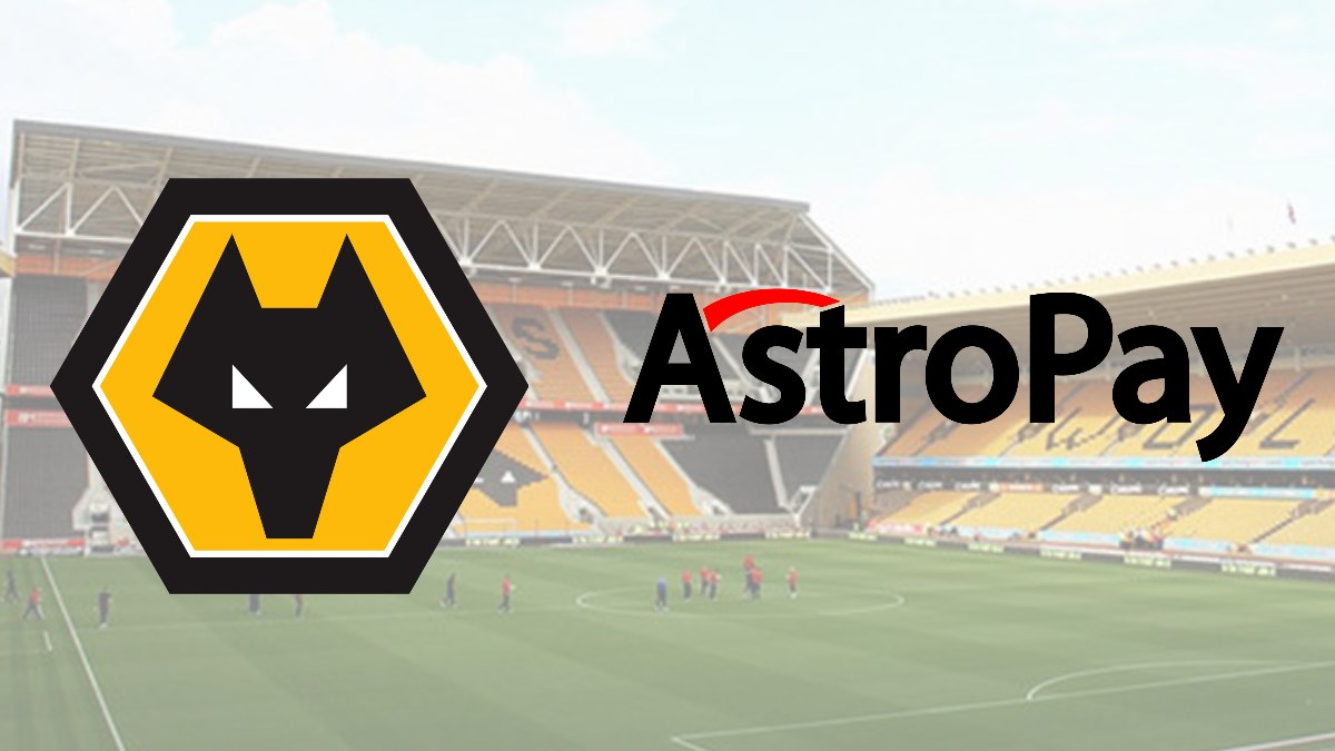 Wolves sign partnership deal with AstroPay