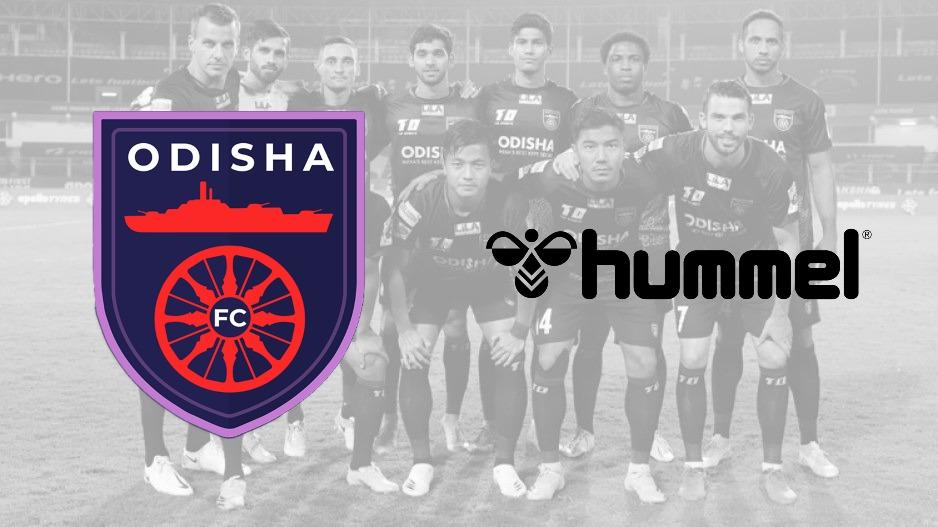 hummel lands kit sponsorship deal with Odisha FC