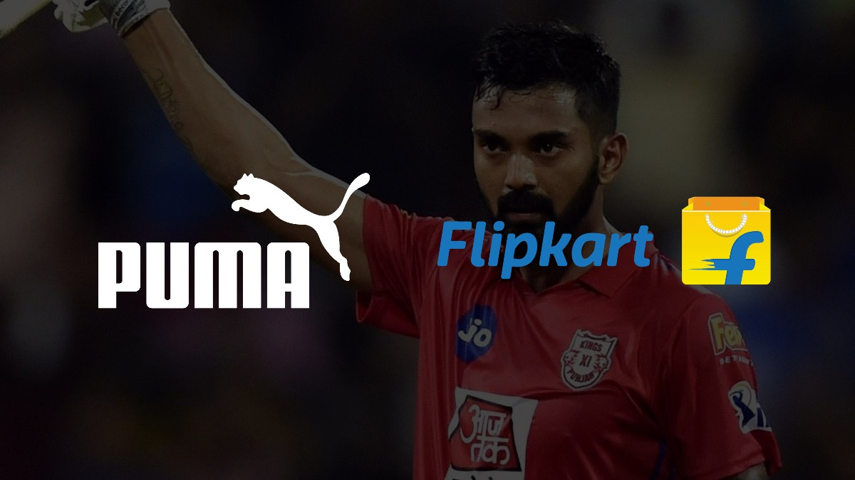 Flipkart to launch '1DER by PUMA' in partnership with KL Rahul