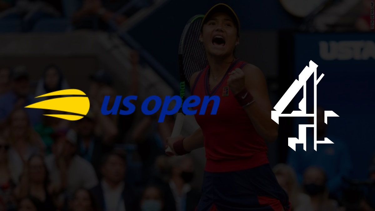 Emma Raducanu's US Open victory viewed by 7.4m on Channel 4