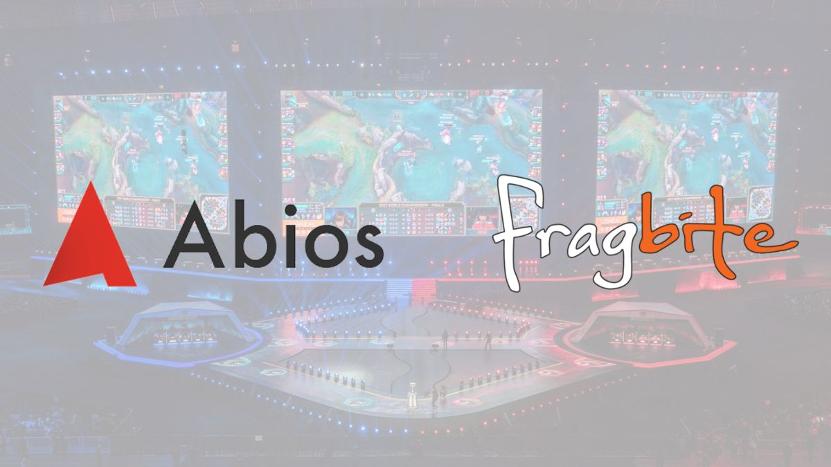 Abios expands its partnership deal with Fragbite