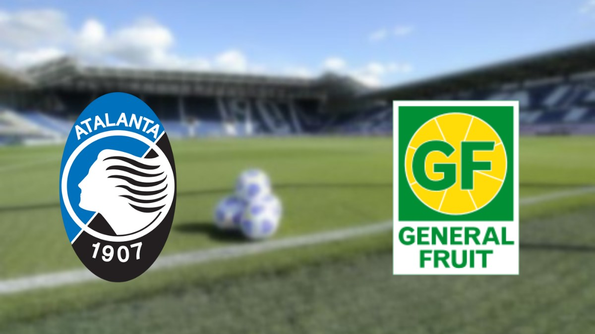 Atalanta sign General Fruit as sponsor