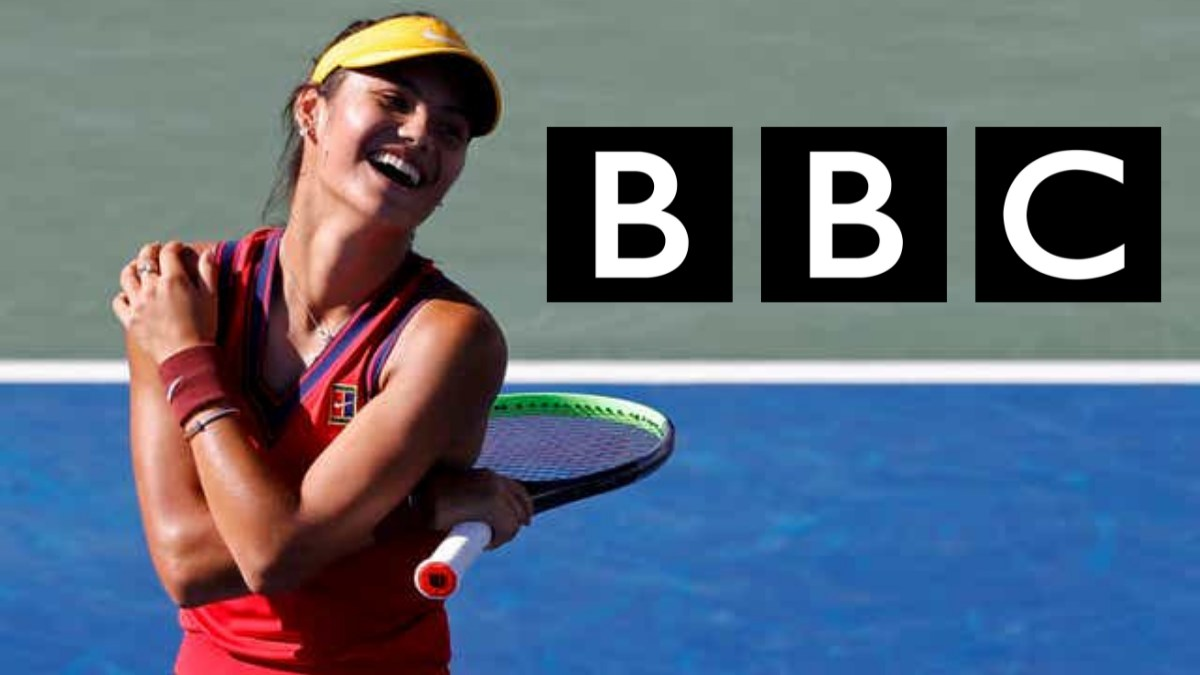 BBC acquires highlights rights for Raducanu's US Open final