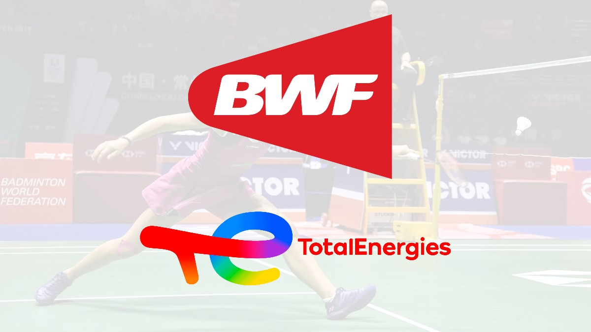 BWF renews TotalEnergies partnership until 2025
