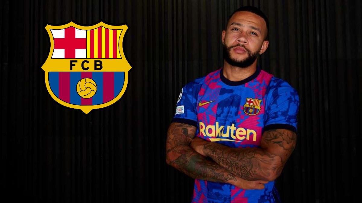 Barcelona release new Champions League kit for 2021-22 season