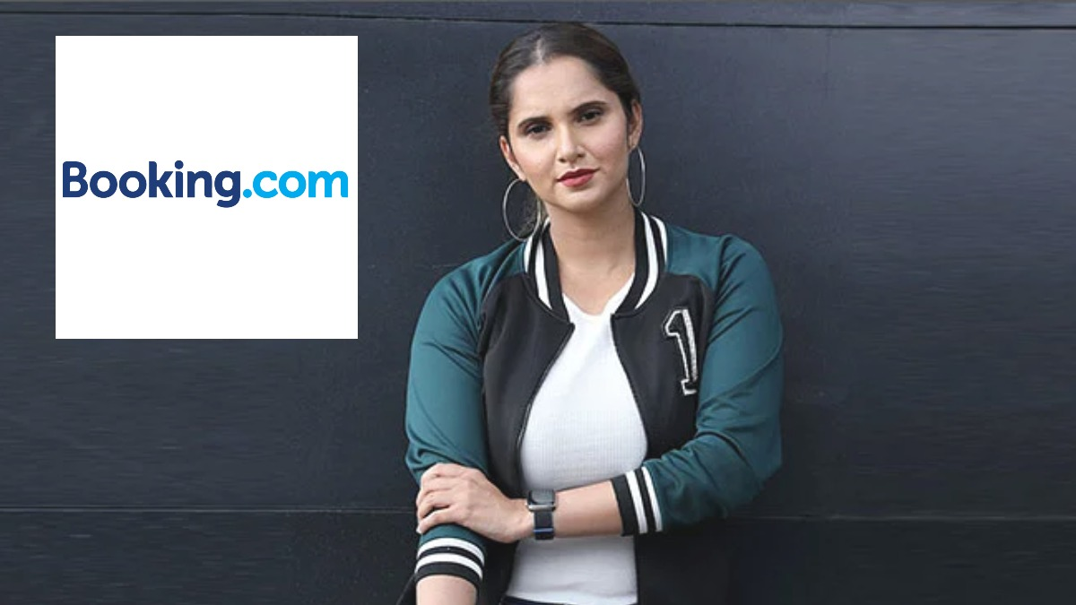 Booking.com partners with Sania Mirza for its Explorers Campaign