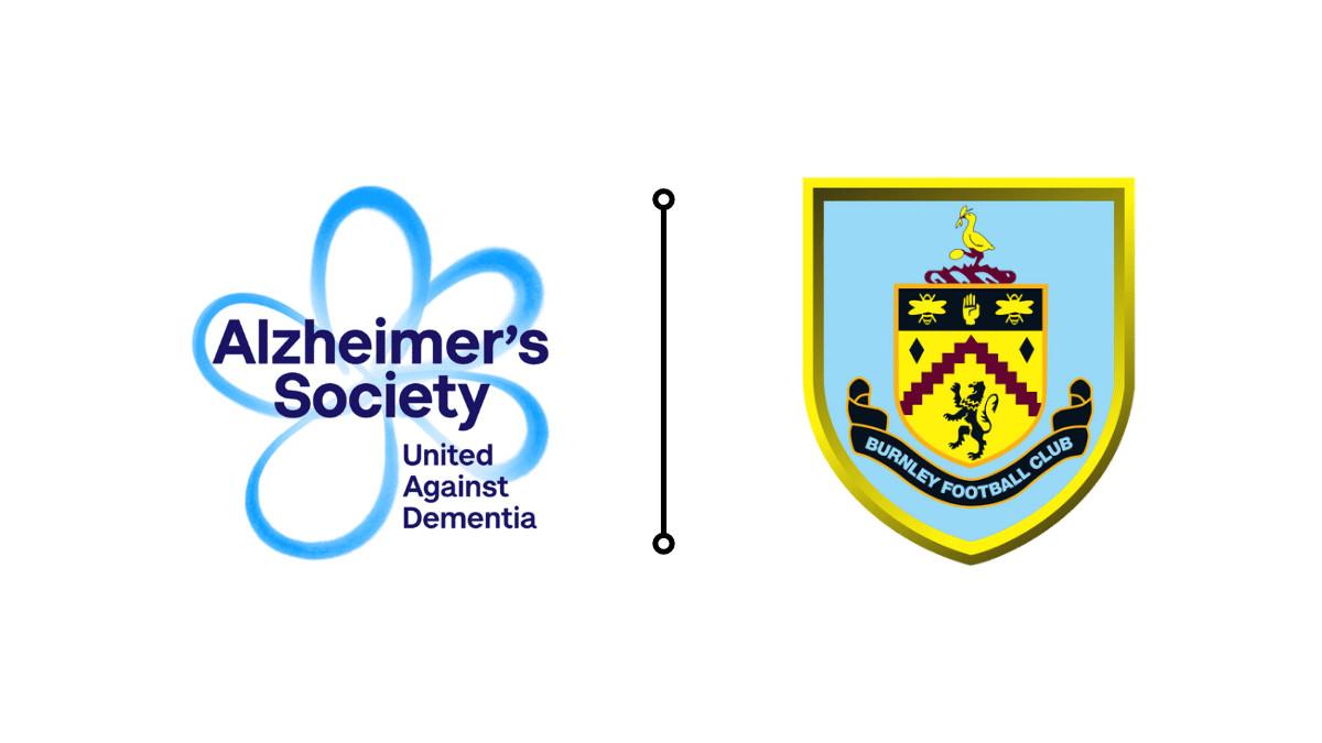 Burnley to feature Alzheimer's Society sponsorship for World Alzheimer's Day