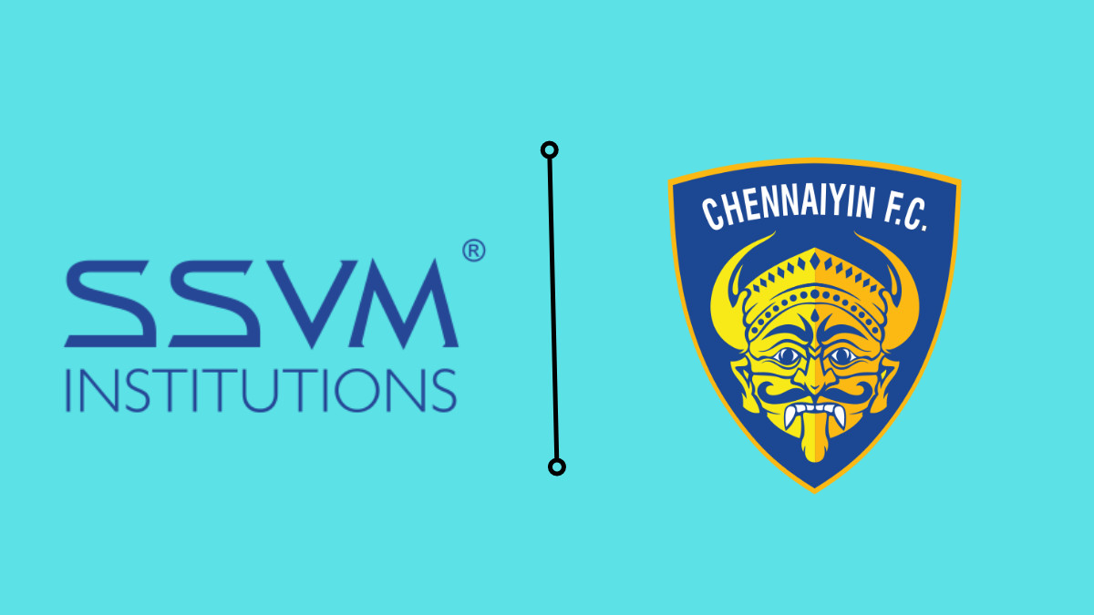 Chennayin FC extend association with SSVM Institutions
