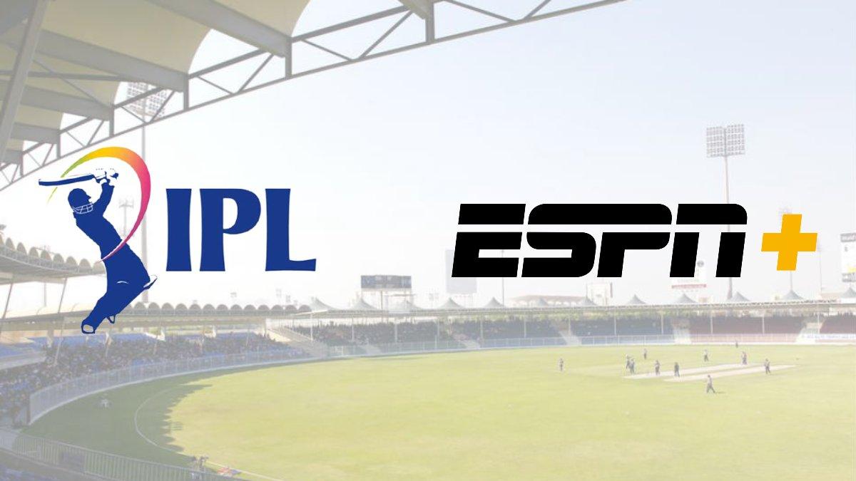 ESPN+ to stream IPL in the US