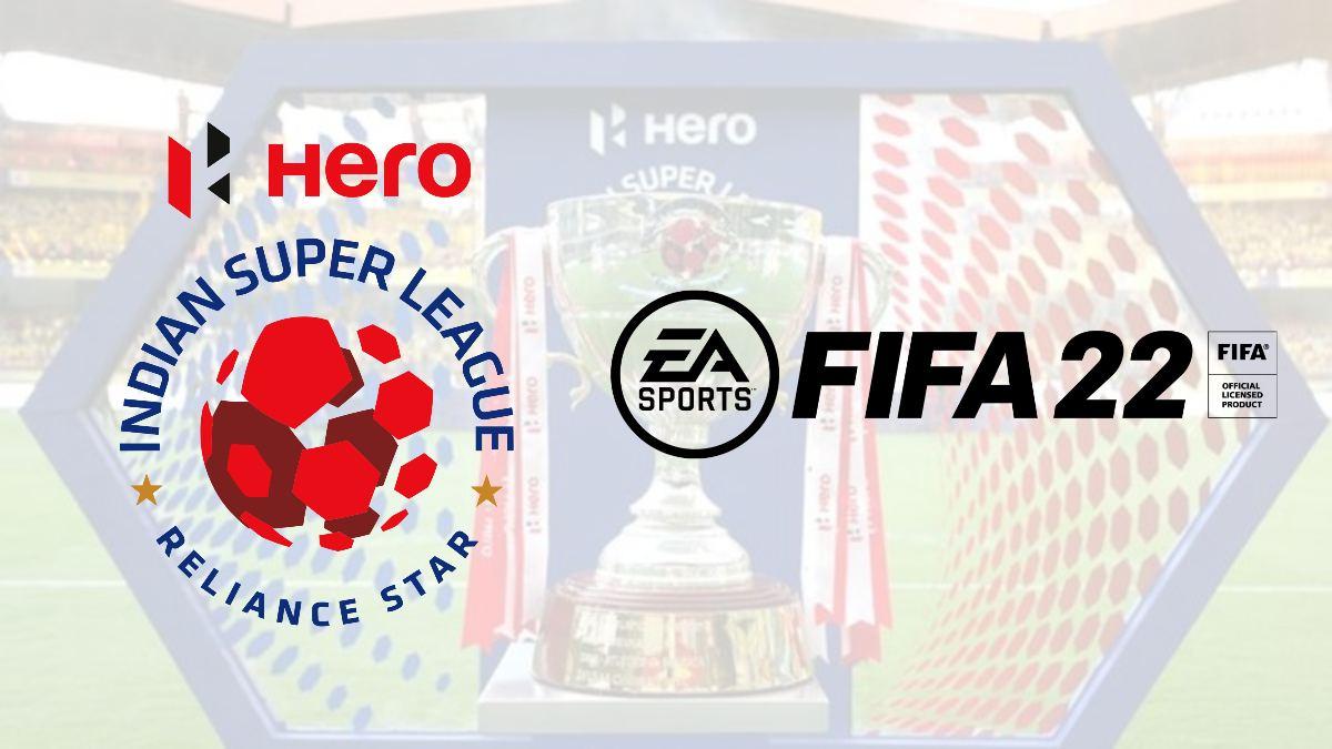 EA Sports FIFA 22 to feature Hero ISL