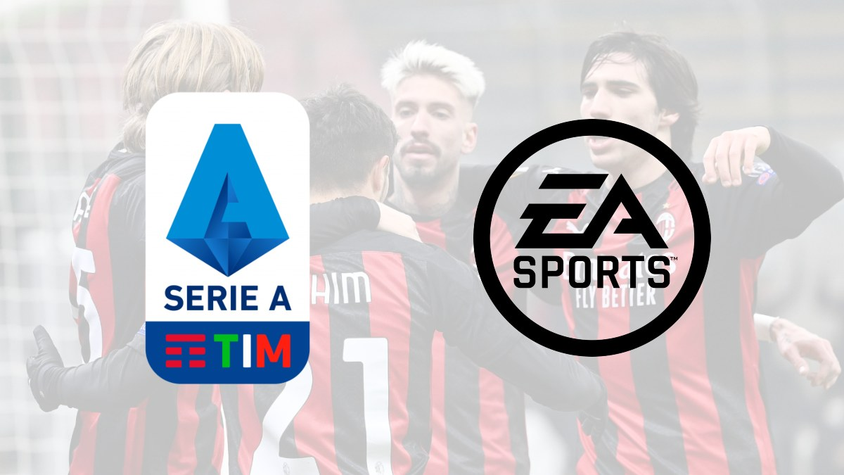 EA Sports lands a brand new deal with Serie A