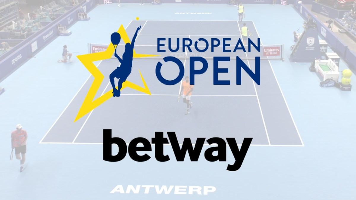 European Tennis Tour partners with online sports betting and gaming operator Betway