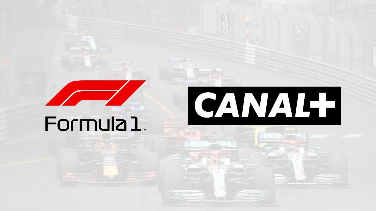 F1 lands a broadcast extension deal with Canal+