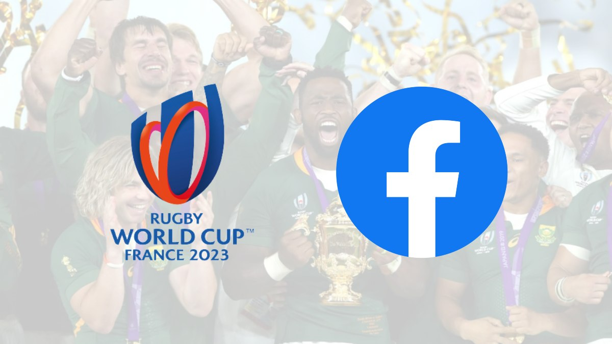 Facebook lands a deal for 2023 Rugby World Cup