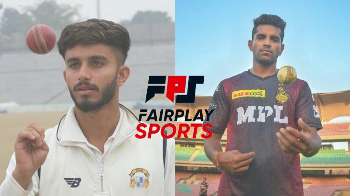 FairPlay Sports sign Shivam Mavi and Mayank Markande