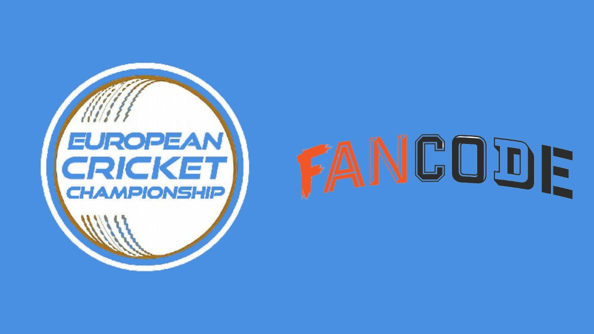 FanCode acquires broadcasting rights of European Cricket Championship in India