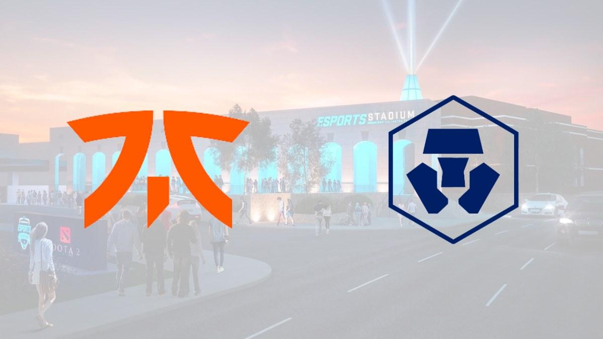 Fnatic announces partnership with Crypto.com