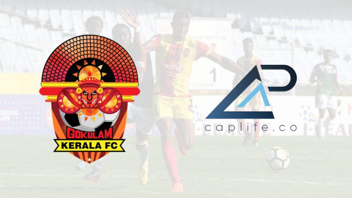 Gokulam Kerala FC partners with CAP Life to start football schools in Bangalore
