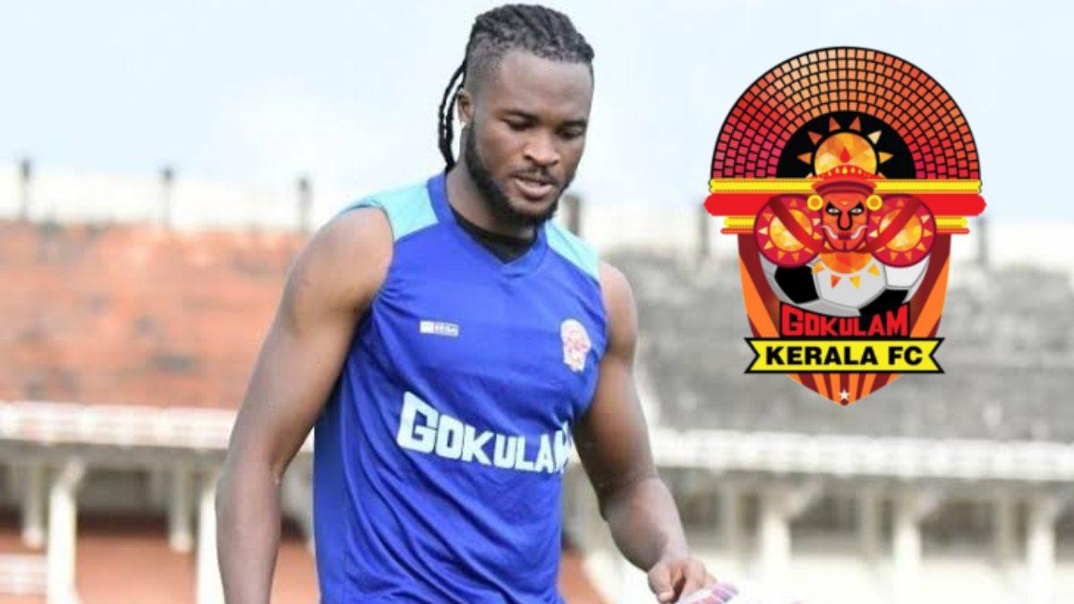 Gokulam Kerala FC sign Ghanaian striker Rahim Osumanu