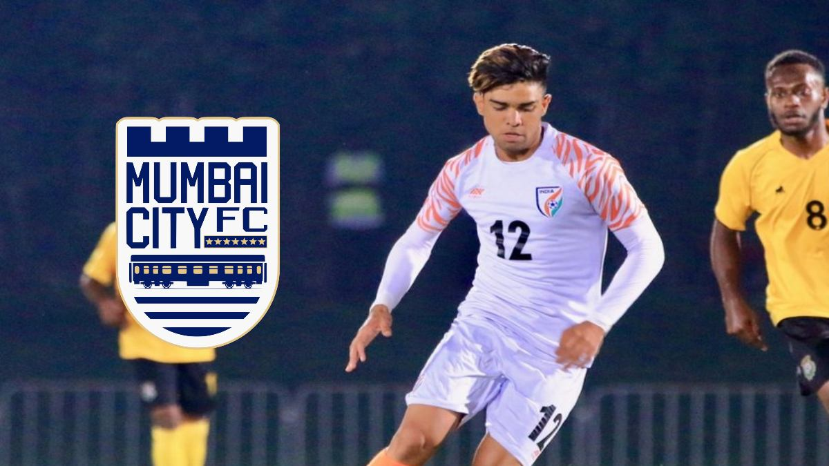 Gurkirat Singh signs with Mumbai City FC on a three-year deal