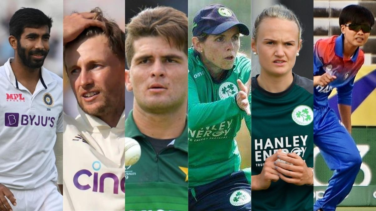 ICC announces nominees for Player of The Month for August