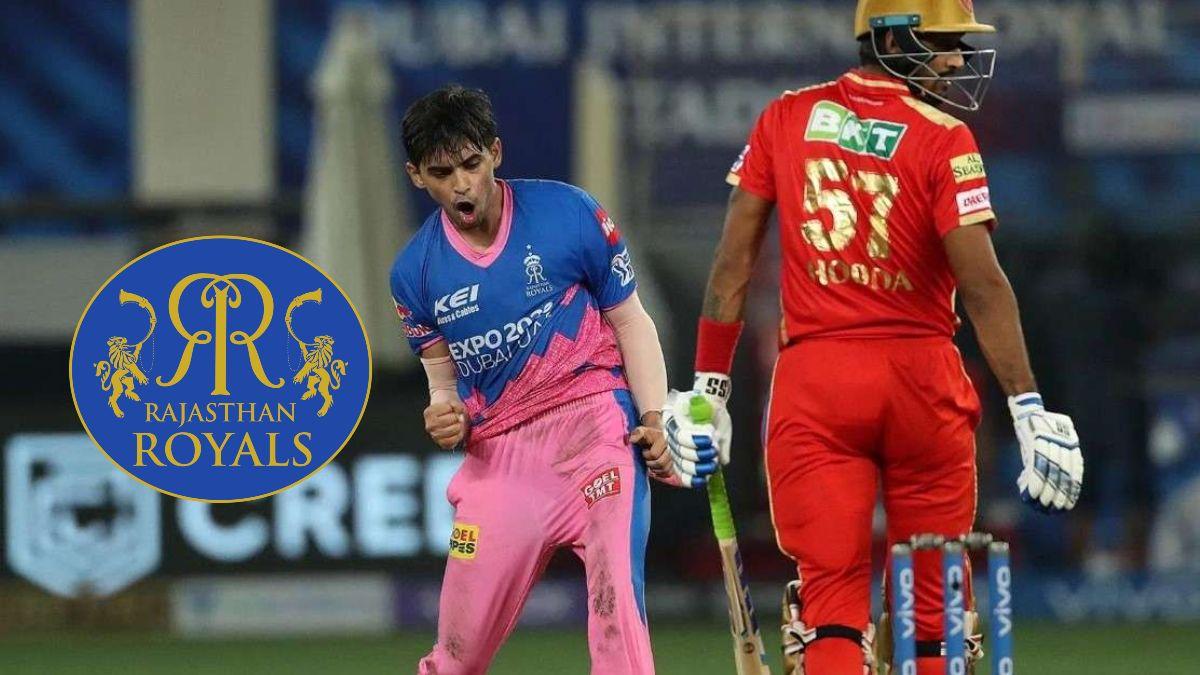 IPL 2021 Phase 2 PBKS vs RR: Kartik Tyagi guides Rajasthan Royals to a staggering victory