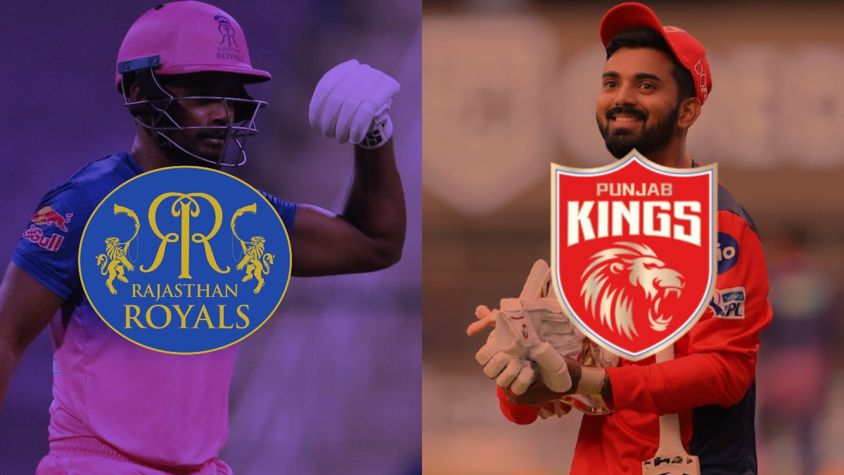 IPL 2021 Phase 2 PBKS vs RR: Preview, head-to-head and sponsors