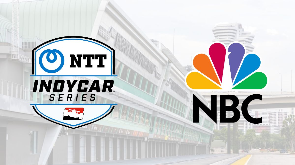 IndyCar lands record 14 races on the main NBC network
