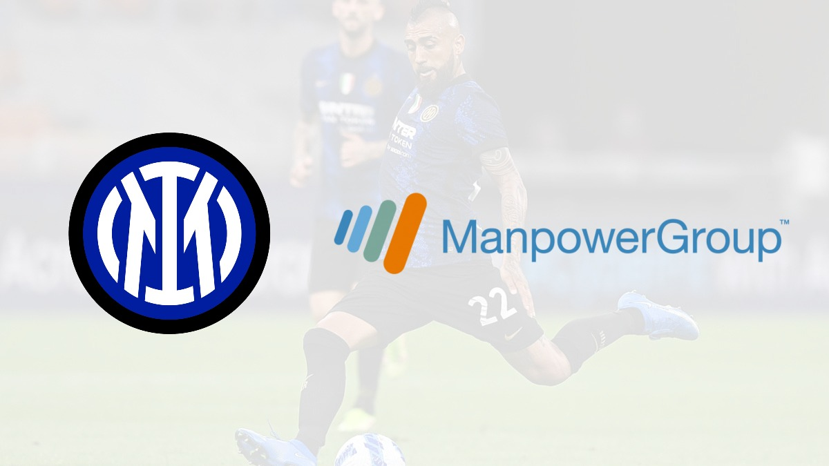 Inter Milan extends sponsorship deal with ManpowerGroup
