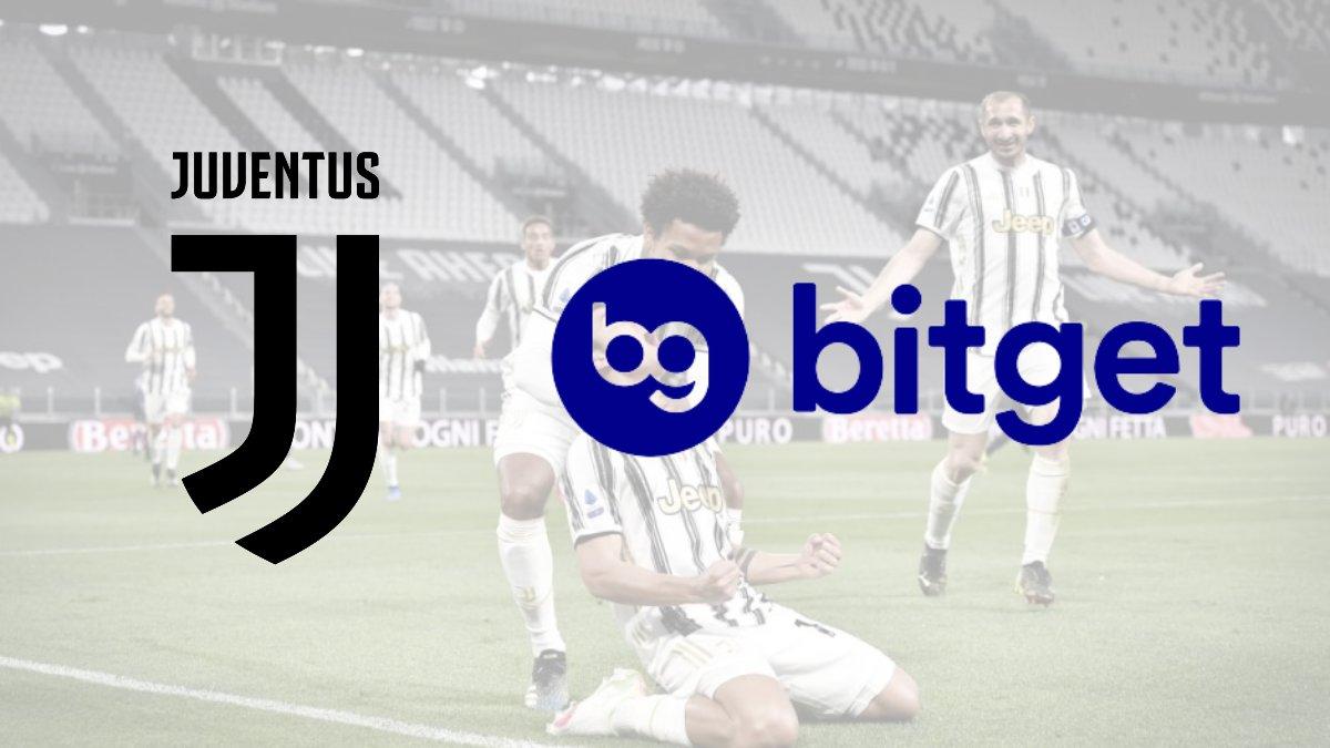 Juventus lands brand new sleeve sponsorship deal with Bitget