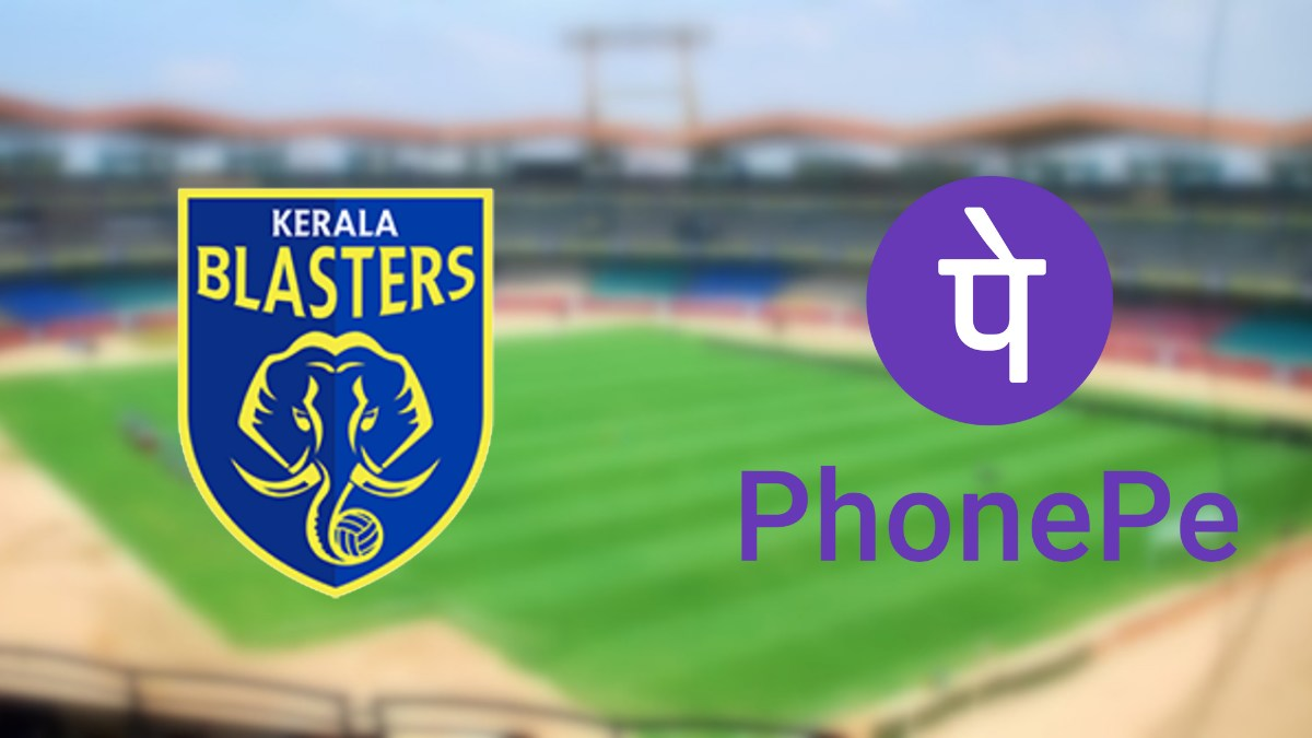 Kerala Blasters FC gets on board PhonePe as payments partner