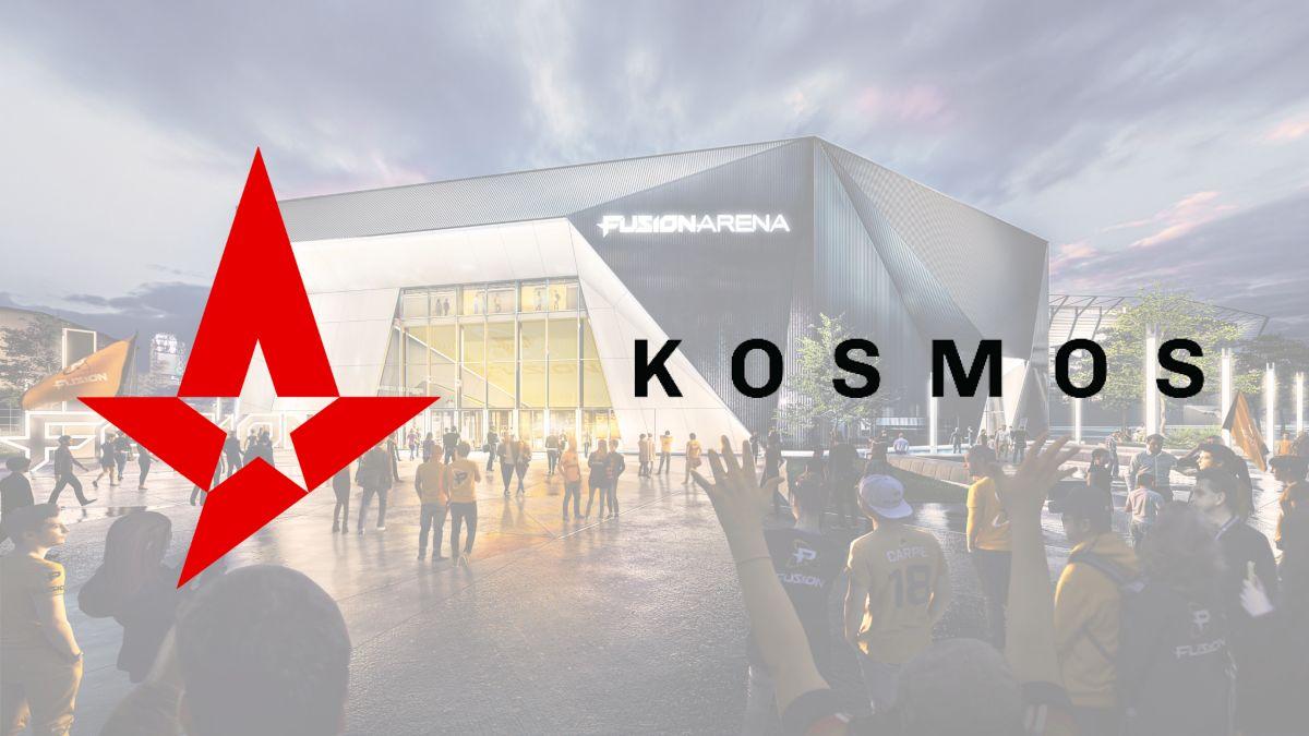 Kosmos teams up with Ibai Llanos to purchase Astralis Superliga spot