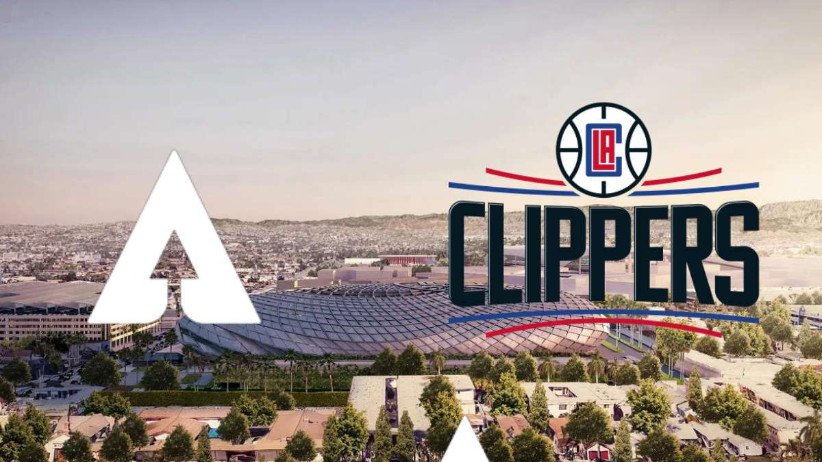 LA Clippers sign million dollar arena sponsorship deal with Aspiration