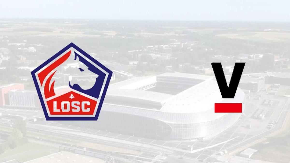LOSC Lille lands a partnership deal with Sportfive
