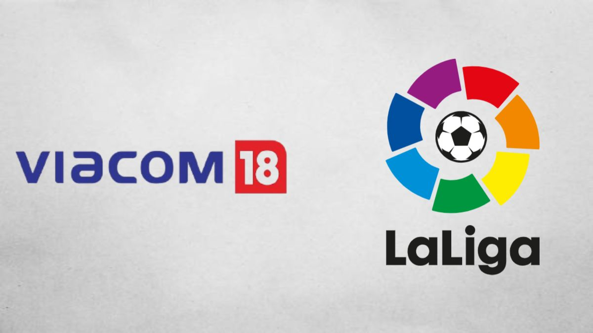 La Liga views spike in India under Viacom18