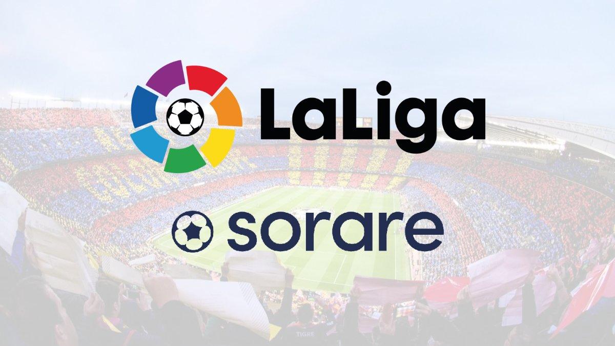 La Liga partners with Sorare to make NFT debut