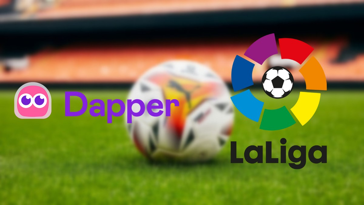 La Liga launches NFT collectibles in association with Dapper Labs