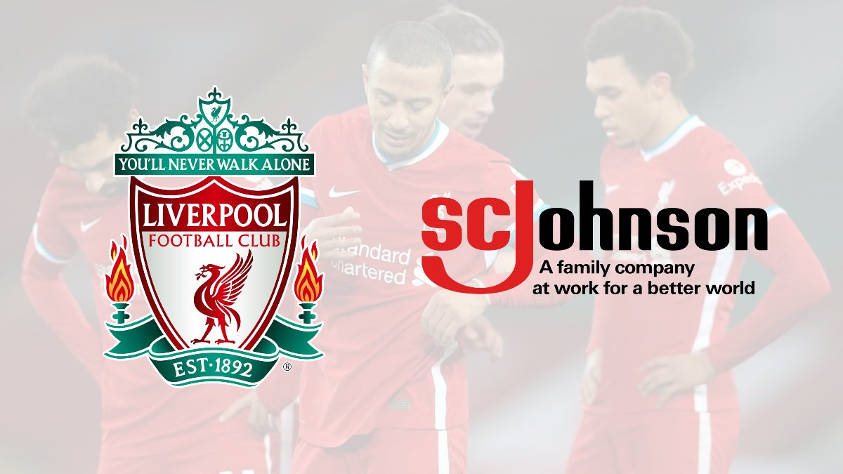 Liverpool collaborates with SC Johnson to encourage sustainability