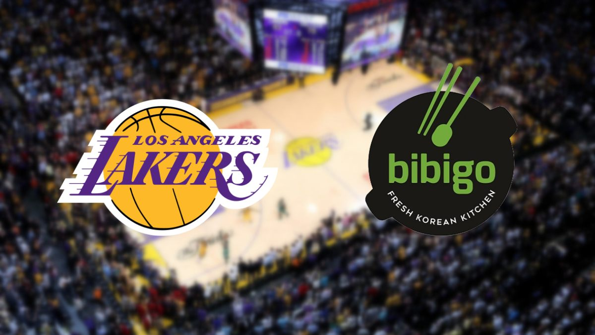 Los Angeles Lakers sign Bibigo as new shirt sponsor