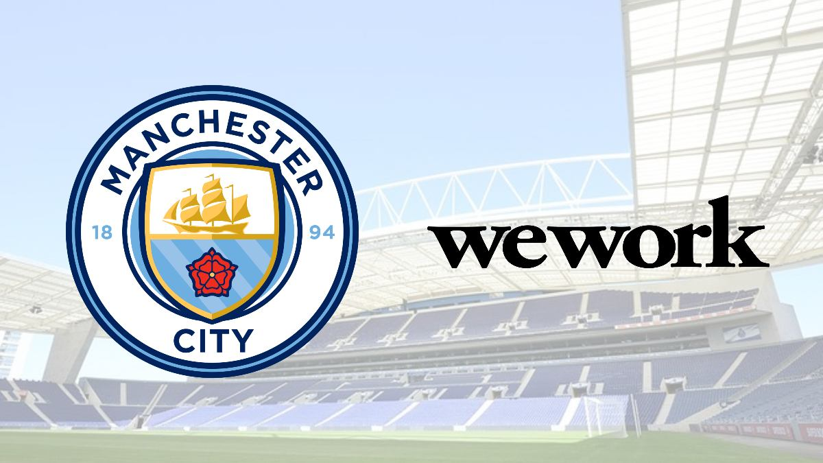 Manchester City signs WeWork as official workplace partner