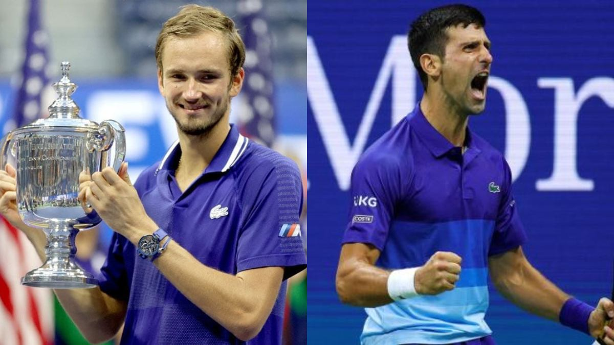 Medvedev ends Djokovic's run at the US Open