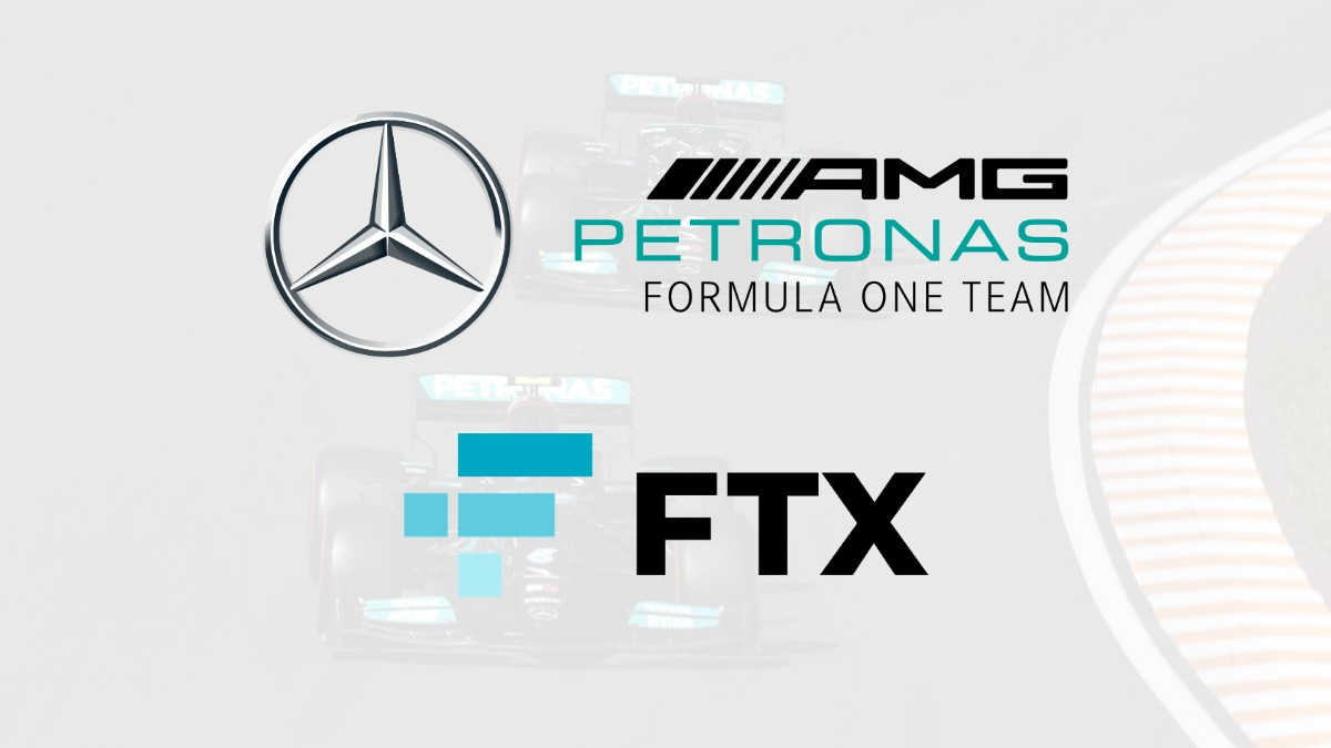 Mercedes-AMG Petronas F1 Team partners with FTX in multi-season deal