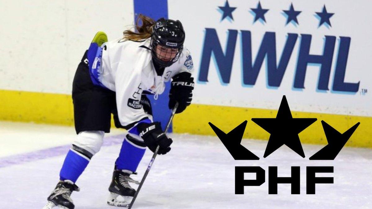 NWHLrenames Premier Hockey Federation for 2021/22 season
