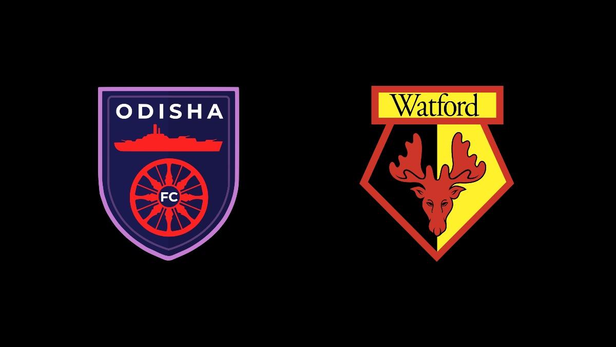 Odisha FC inks a partnership deal with Watford FC