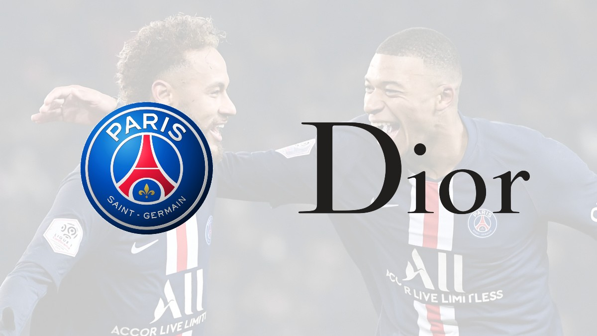 PSG signs a brand-new contract with Dior