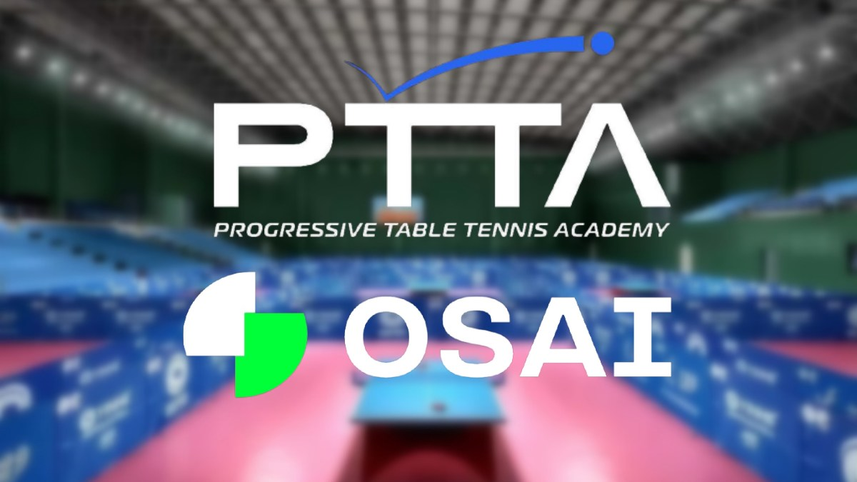 Progressive Table Tennis Academy forms strategic partnership with OSAI