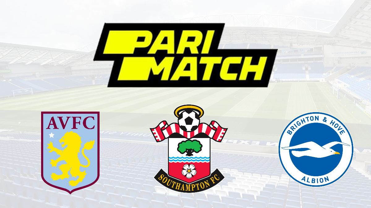 Parimatch signs partnership with three Premier League clubs